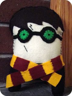Harry Potter Monster. I must have this.