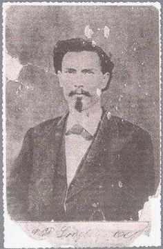 "William Preston (Wild Bill) Longley - perhaps the worst, most ruthless killer in the Old West.  Even he acknowledged he deserved to be hanged for what he had done.  After having been baptized into the Catholic Church on October 11, 1878, in Giddings, Texas, Longley was led to the hangman's noose before the crowd of some 4,000 people.  Longley held up his hand saying, ""I deserved this fate.  It is a debt I have owed for a wild and reckless life.""  He then nodded to the hangman ..."