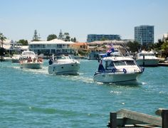 2014 Australia Day at Port Sails Canal Villa Mandurah Accommodation