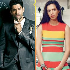 So what is brewing between #KalkiKoechlin and Farhan Akhtar LIVE? #Vuhere to find out - http://bit.ly/farhan-kalki
