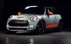 Download wallpapers MINI Cooper S, 4k, 2018 cars, compact cars, tuning, MINI
