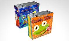 Groupon - 10 CDs de colección Cantaniño y Cantaraíces. Incluye despacho. Groupon deal price: $10.990