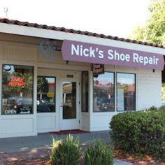 Nick's Boot & Shoe Repair - 3104 Crow Canyon Pl, San Ramon, CA 945