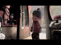 Alma. Cortometraje de animación en 3D dirigido por Rodrigo Blaas.