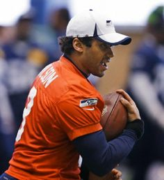 fc3f1a0de57 Seattle Seahawks quarterback Russell Wilson during an NFL football  practice
