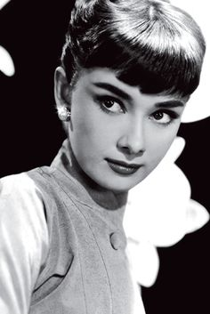 How to Get Perfect Power Brows Like Audrey Hepburn