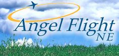 AngelFlightNE Non-profit organization of pilots and other volunteers arranging free private air transportation for medical patients who cannot afford it :)