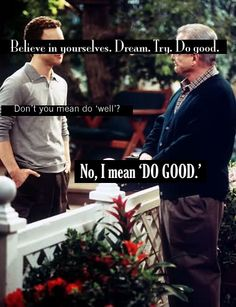 Mr. Feeny is the best.