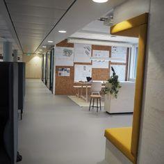 Vegg til møterom i kork fra WALL-IT er både funksjonell og lyddempende! Hygge, Divider, Wall, Room, Furniture, Home Decor, Bedroom, Decoration Home, Room Decor