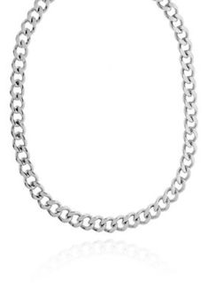 Belk  Co.  Mens Stainless Steel Necklace