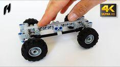 Tatra Suspension with Torsion Bar (Lego Technic MOC - 4K)