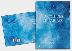 Création graphique de couverture de livre de poésies Roman, Carton Invitation, Graphic, Creations, Cover, Books, African Countries, Book Covers, Charts