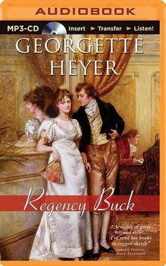Regency Buck (CD-Audio)