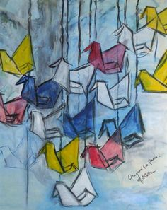 """""""Origami For Peace"""""""