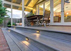 Ideas to transform your backyard into an outdoor living space. From decks to porches to patios, discover design tools, design ideas, a project calculator & more. Outdoor Deck Decorating, Outdoor Decor, Porches, Deck Design Software, Timbertech Decking, Patio Plans, Custom Decks, Composite Decking, Home Reno