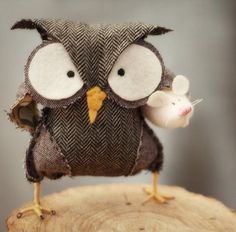 angery owl