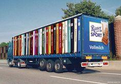 Ritter Sport truck