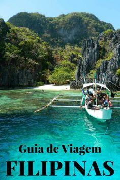 Guia de Viagem para as Filipinas: veja fotos, roteiro, preços de atrações turísticas e muito mais dessa viagem a um dos países mais lindos do mundo; travel guide to Philippines