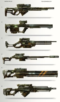 Airsoft hub is a social network that connects people with a passion for airsoft. Talk about the latest airsoft guns, tactical gear or simply share with others on this network Sci Fi Weapons, Weapons Guns, Fantasy Weapons, Military Weapons, Guns And Ammo, The Sniper, Sniper Rifles, Pistola Airsoft, Future Weapons