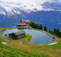 Brunni-Bahnen, Engelberg, Switzerland