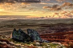 On the way to Llyn Arenig Fawr by CharmingPhotography.deviantart.com on @DeviantArt