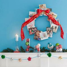 Holiday crafts: Easy DIY Christmas Wreath