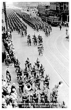 Ciclistas Band, 1939.