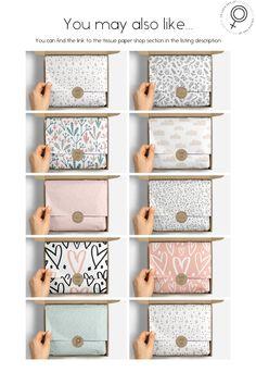 Digital tissue paper clouds tissue paper Tissue Paper | Etsy Paper Packaging, Gift Packaging, Packaging Ideas, Pretty Packaging, Clothing Packaging, Jewelry Packaging, Diy Gift Box, Wrapping Ideas, Wrapping Paper Design