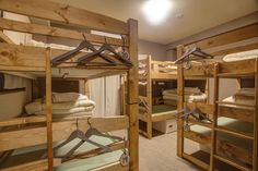 Room Ume, is female dormitory. 6 people can sleep and it has a balcony so you can hang your laundries.