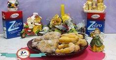 "Frittelle natalizie di ""Salta in Padella"" #frittelle #tradizione #natale #Italia #ricetta #eridania #zucchero #eridanialovers"