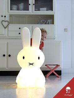 nijntje XL lamp van Mr Maria de populaire MrMaria nijntjelamp