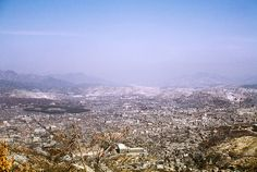 1960 Korea_Looking North-Northeast Toward Seoul From Namsan Mountain | Leroy & Bill Smothers