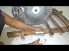 Gerador de Energia Elétrica que funciona de verdade. Parte 2 - YouTube