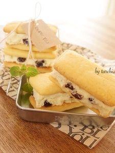 ちょっと贅沢♡バターサンドクッキー
