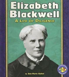 Elizabeth Blackwell: A Life Of Diligence Elizabeth Blackwell, Ada Lovelace, Diligence, Family History, Reading, Books, Cards, Life, Livros