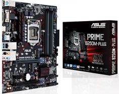 Дънна платка Asus PRIME B250M-PLUS (Asus PRIME B250M-PLUS)