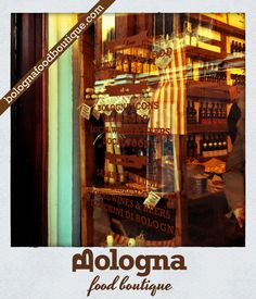 Bologna Food Boutique - Products!