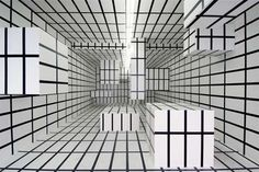 Shape-Shifting Installations - Peter Kogler Creates Interactive Art That Plays with Perception (GALLERY)