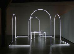 Minimal Light Installations By Massimo Uberti | iGNANT.de