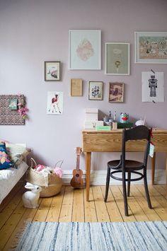 hardwood floors | #jollyroom