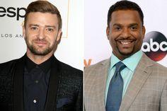 Justin Timberlake Does 'The Carlton' Dance with Alfonso Ribeiro Again