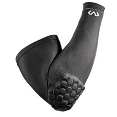 McDavid Hex™ Power shooter arm sleeve zwart