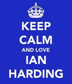 <3 ian harding