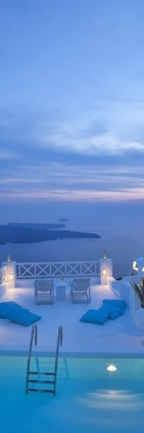 #Santorini Greece | #Luxury #Travel Gateway http://VIPsAccess.com/luxury-hotels-maldives.html Enjoy a Little Extra Special Treatment at Your Hotel... Email us & Let us Work Magic 4 U!