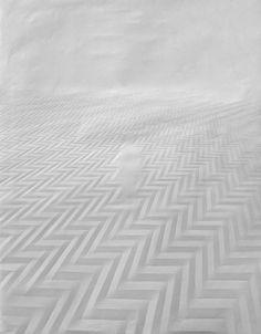 По форме размывается исходное изображение и по этой же форме на него накладывается детализация другого изображения, форма с размытыми очертаниями (Simon Schubert)