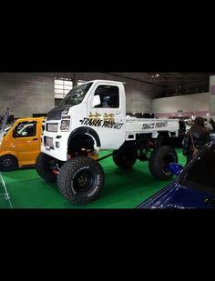 Japanese Mini Truck Custom