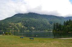 Kawkawa lake, Hope BC, Canada