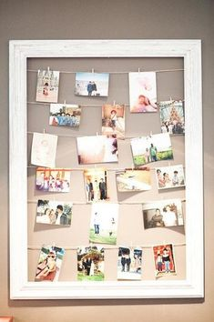 photo wall collage without frames 17 layout ideas photo displays photo walls and photo string