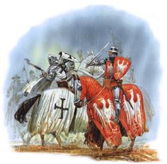 The Battle of Grunwald, First Battle of Tannenberg or Battle of Žalgiris, was fought on 15 July 1410 during the Polish–Lithuanian–Teutonic War. The alliance of the Kingdom of Poland and the Grand Duchy of Lithuania, led respectively by King Władysław II Jagiełło (Jogaila) and Grand Duke Vytautas (Witold; Vitaŭt), decisively defeated the German–Prussian Teutonic Knights, led by Grand Master Ulrich von Jungingen. Most of the Teutonic Knights' leadership were killed or taken prisoner.