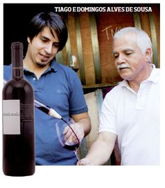 Wine producer: Domingos Alves de Sousa.   Domingos Alves de Sousa was one of the pioneers of wines from the Douro, being one of the first to abandon the urban comfort of Oporto city and return to the Douro. Domingos Alves de Sousa became one of the front runners in the rise of Douro wines, with the production of its acclaimed Quinta da Gaivosa.
